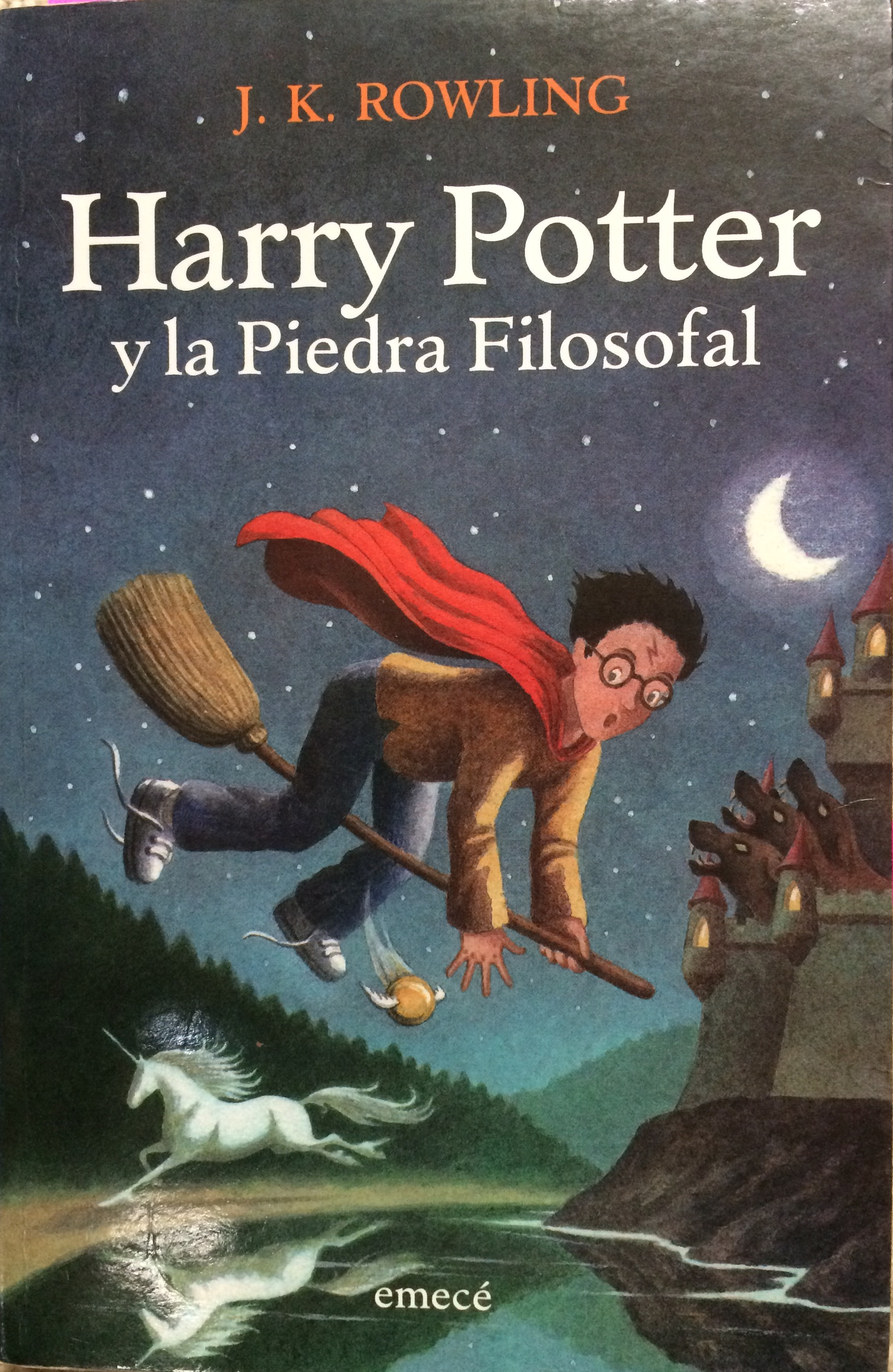 harry potter and the recycled spanish cover  u2013 potterglot
