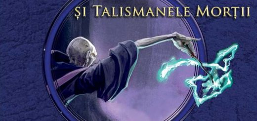 Second Romanian Deathly Hallows Banner